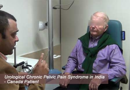 Canada Patient Urological Chronic Pelvic Pain Syndrome in India