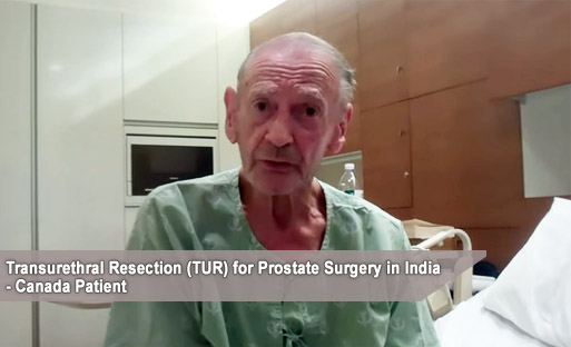Transurethral Resection (TUR) for Prostate Surgery in India